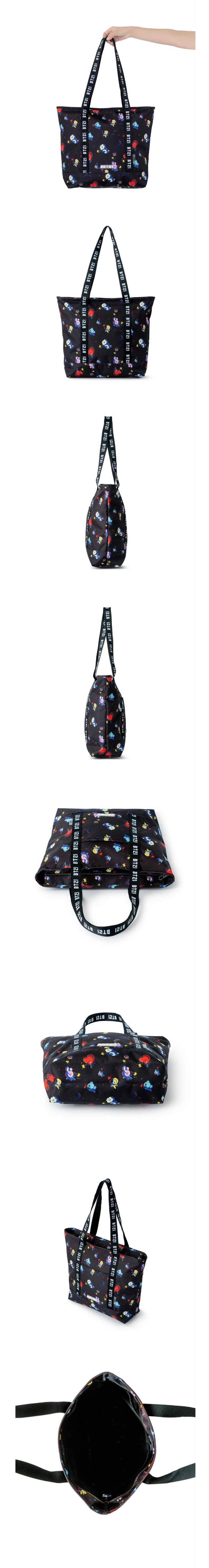 BT21 - Space Squad Pattern Shoulder Bag