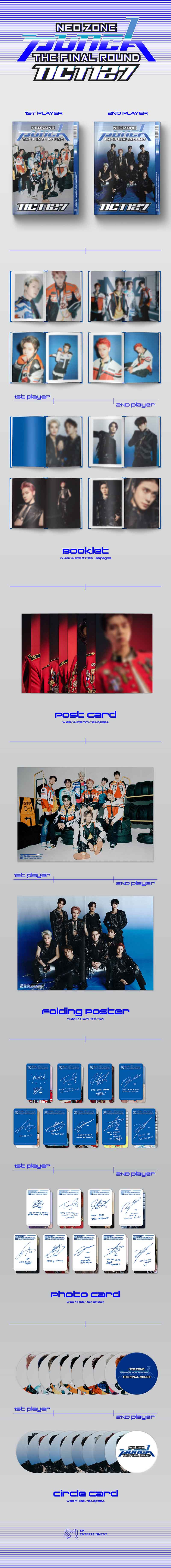 NCT 127 - The Final Round